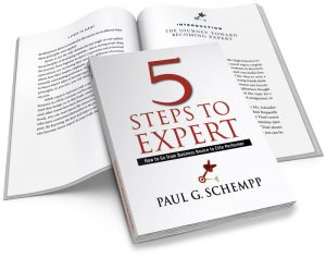 5 Steps to Expert: How to Go From Business Novice to Elite Performer by Dr. Paul G. Schempp (Author)